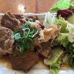 満マル - 生姜焼き