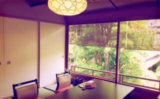 東京 芝 とうふ屋うかい - 基本一人でも個室利用となります