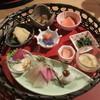 粟 - 料理写真:色鮮やかな前菜