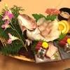 清流 - 料理写真:お刺身舟盛り