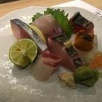 日本酒 肴 月 -