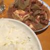 かっぱ - 料理写真:煮込み並と白飯並