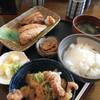 ふじた - 料理写真:サバゲソ定食です!