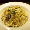 イタリアンカフェ&バル サルーテ - 料理写真:本日のパスタ:カルボナーラ 1280円