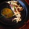 Petit - 料理写真:真鯛 しらうお 醤油漬けした卵黄