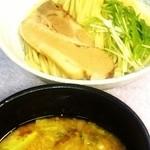 優勝軒 - 料理写真:春限定のつけ麺「煌」好評販売中です♪