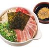 道とん堀 - 料理写真:豚骨焼きラーメン