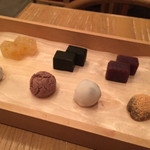 HIGASHIYA GINZA -