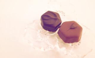 ショコラティエ パレ ド オール - そめいよしの【右側】/森のはちみつ