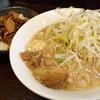 島系本店 - 料理写真:ラーメン煮豚めしセット