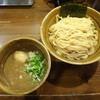 ベジポタつけ麺えん寺 - 料理写真:ベジポタ味玉入煮干じめつけ麺(大盛り)