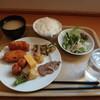 ホテルルートイン 札幌中央 - 料理写真:ご飯と味噌汁で朝食