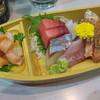 魚谷 - 料理写真:刺身盛り合わせ