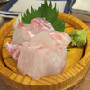 磯丸水産 - 料理写真:愛南鯛の刺身