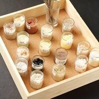 SUMI-BIOの天然塩、岩塩、合わせ塩