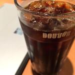 ドトールコーヒーショップ - アイスコーヒーS 220円