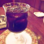 トリコロール - アイスコーヒー