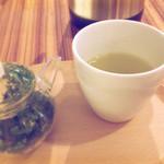 トラヤカフェ - 煎茶