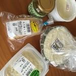 高麗豆腐  -