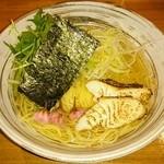 ゆき坊 - 限定  桜・真鯛ラーメン