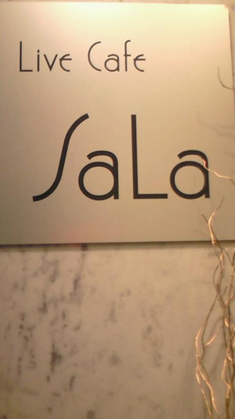 Live Cafe SaLa