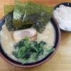 横浜家系ラーメン なごみ家 - 料理写真:ラーメン+ライス