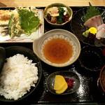 和旬 いさりび - 料理写真:いさりび御膳 1700円+税