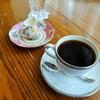 アマポーラ - ドリンク写真:ホットコーヒーは350円