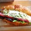 ブーシュリー ドゥ キムラ - 料理写真:チーズのクロワッサン310円!