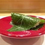 49831791 - 桜鯛の鮨
