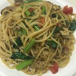 スパゲティ マルス - しょうゆスパ