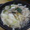 清多加 - 料理写真:あんこう鍋900円