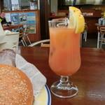 CAFE&HAMBURGER Ra-Maru - グアバジュース