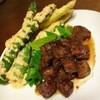 diningきいmon - 料理写真:牛カイノミステーキ