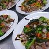 クレープリーダリマ - 料理写真:パーティープランのお料理は大皿でワイワイ!