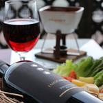 レストランフリアンディーズ - ワインと一緒に・・・