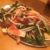 味の店 錦 - 料理写真:レバニラ炒め