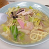 長崎ちゃんぽん ○福 - 料理写真:201604 特製ちゃんぽん 930円
