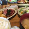 あみ☆けん - 料理写真:人気のローストビーフランチうまうま