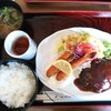 虹 - 料理写真:エビバーグ(1,050円)