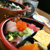 都寿司 - 料理写真:二重チラシ1350円