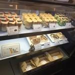 フジヤマプリン - 料理写真:ショーケース