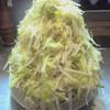ラーメン 大 - 料理写真:伝説の『モリモリ』 受皿付♫