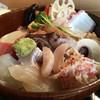 魚て津 - 料理写真:ランチちらし1500円