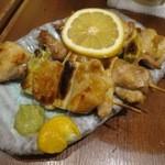 謙徳蕎麦家 - 大串やきとり(3本/¥500−)