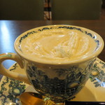 カフェ ブレイブ - ドリンク写真:ウインナーコーヒー