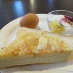 カフェ ブレイブ - 料理写真:モーニング