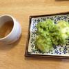 泉橋庵 - 料理写真:ずんだ餅¥324
