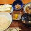 近松 - 料理写真:Aセット780円。だしまき玉子と肉豆腐の2品を選択。