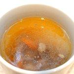 VALET. - ランチセット 1000円 のスープ